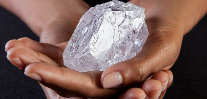 Another massive diamond find at Letšeng