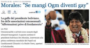 Morales OGM