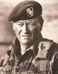 Mike Kirby (John Wayne)