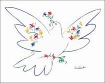 Pablo Picasso, Colomba della pace