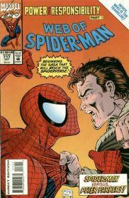 Spider-Man vs Peter Parker