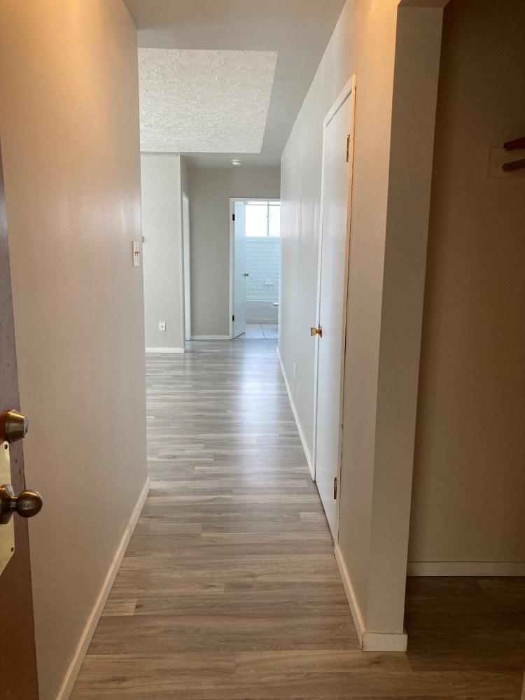 Hallway Spruce Manor