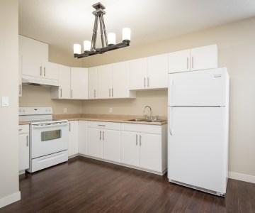 Cascia Apartments Kitchen