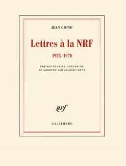« Lettres à la N.R.F. »