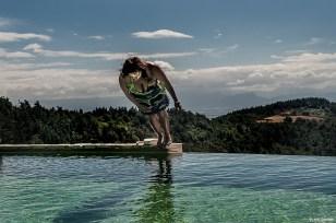 « Piscine (pas d'eau) » © Henri Granjean