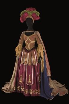 Costume dePatriceCauchetier pourlerôle deMelpomène dans«Atys» deLully ©FlorentGiffard