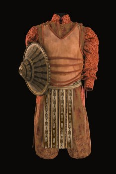 Costume d'AlainGermain pourlerôle dePolémone dans«Titus»deCesti ©FlorentGiffard
