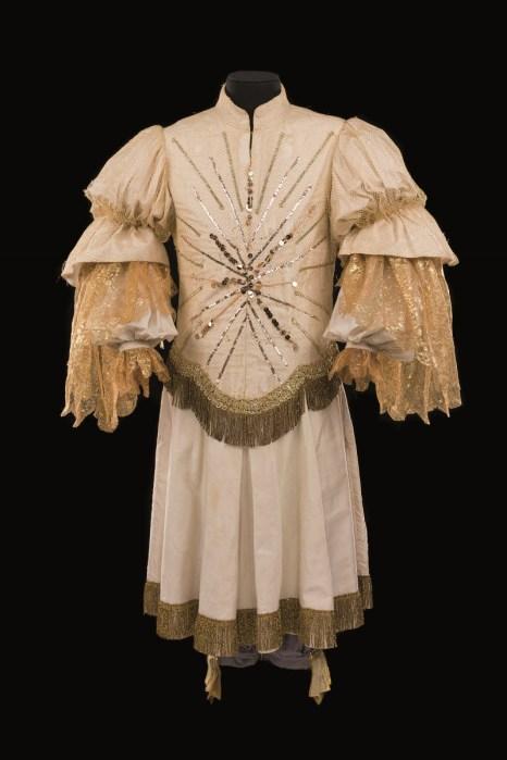Costume dePatriceCauchetier porté parW.Christie dans«leMalade imaginaire» deCharpentier ©FlorentGiffard
