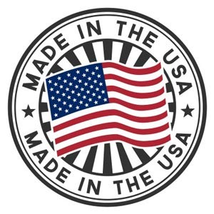 PIECES MADE IN USA
