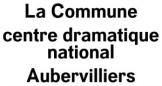 Logo du Centre Dramatique d'Aubervilliers