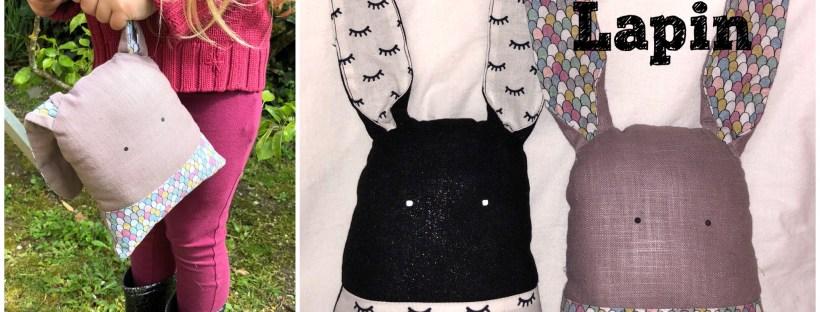 Doudou Lapin - Tutoriel Couture ⋆ Les Tutos Couture de Viny - Blog ... 76495dcc5e6