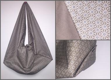 Sac Origami Tuto Couture