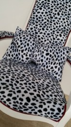 tuto couture coussin noeud