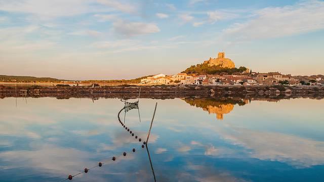 Les étangs et les îles de l'Aude