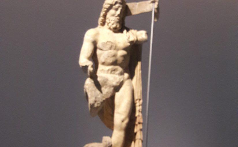 Neptune à Nimes