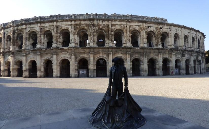 Pourquoi cette forme pour l'amphitheatre romain?