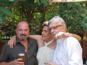 Wolfgang, Tata Carlina et un Ambassadeur (sans chocolats)