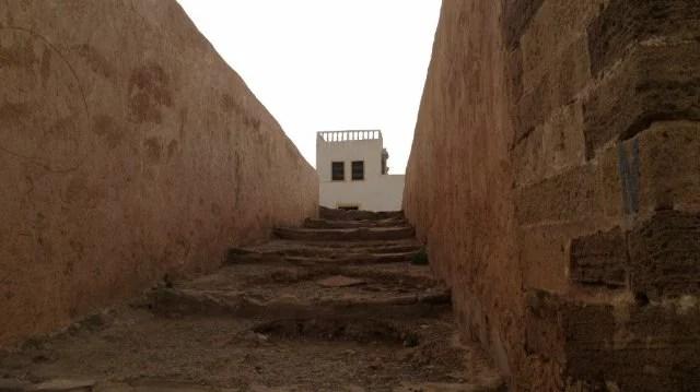 Kasbah des Oudayas, ramparts
