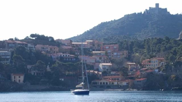 Vagabond à Collioure