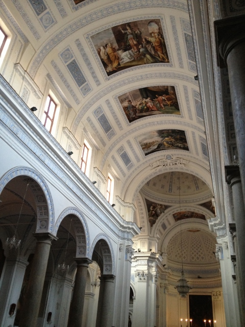 Licata, église