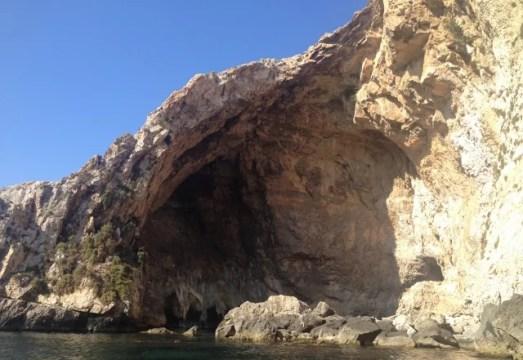 Malte, Blue Grotto