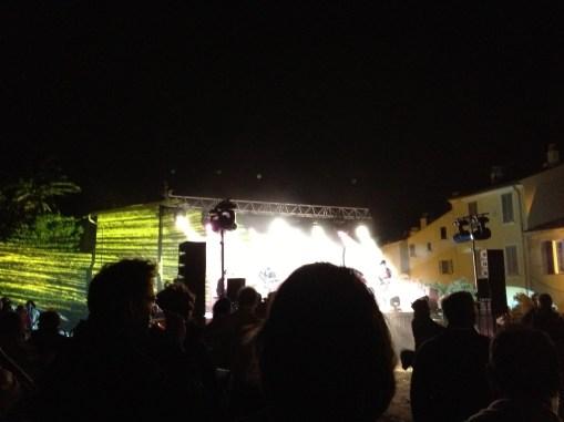 Saint Tropez by night