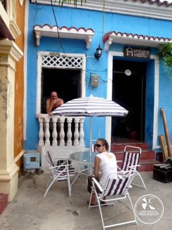 Mama Waldy Hostal, Cartagena Colombie