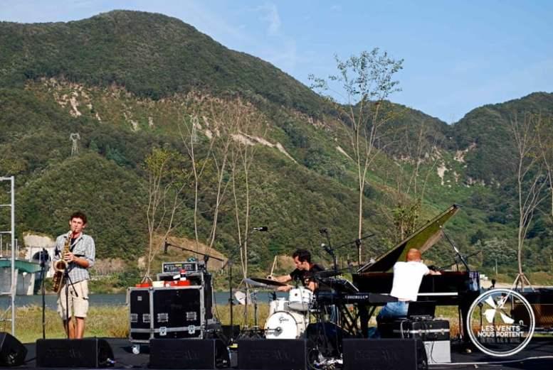 Trio d'en bas Jarasum Jazz Festival