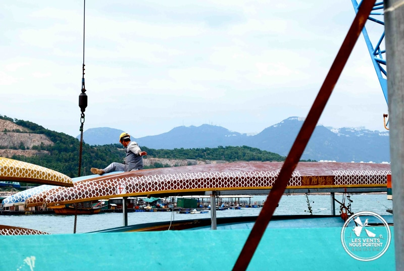 Chantier Lamma Island Hong Kong pratique