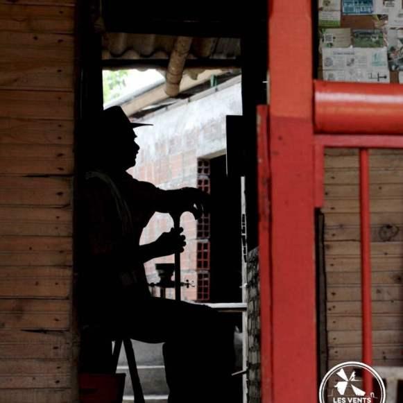 Finca de Café Don Elias, Salento, Colombie