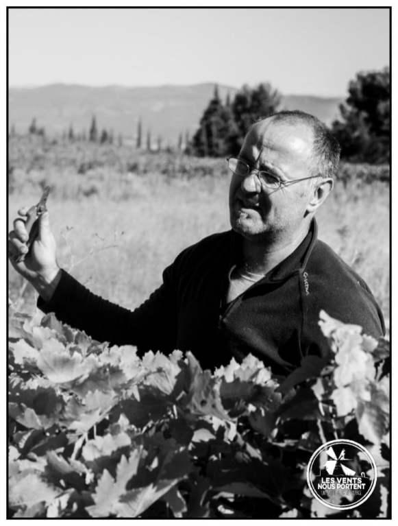Didier Ferrier Colline de l'Hirondelle Corbières Vin de France