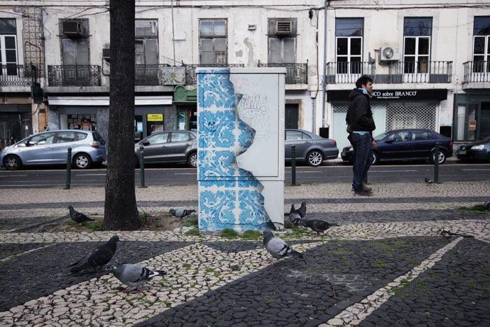 Street Art Portugal Add Fuel