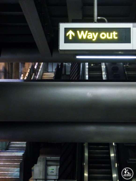 Metro photos de Londres