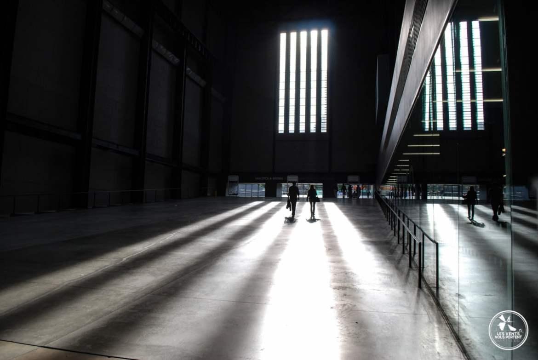 Tate modern photos de Londres blog de voyage