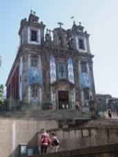 cathedrale de se et ses azulejos a porto voyage portugal