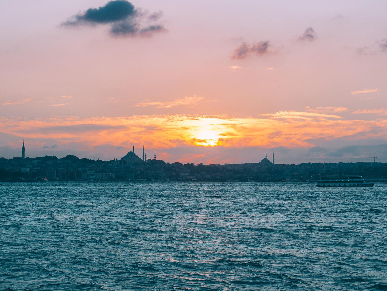 Visiter le Palais Topkapi et la rive asiatique d'Uskudar à Istanbul