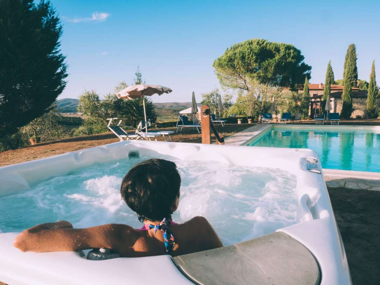 hébergement road trip en toscane