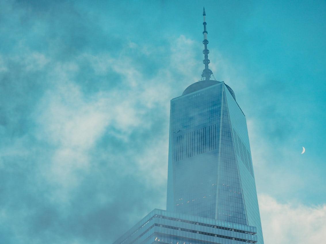 one world trade center new york voyage visite financial district lower manhattan