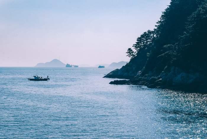 Visiter l'île d'Hansando à Tongyeong, voyage en Corée du sud