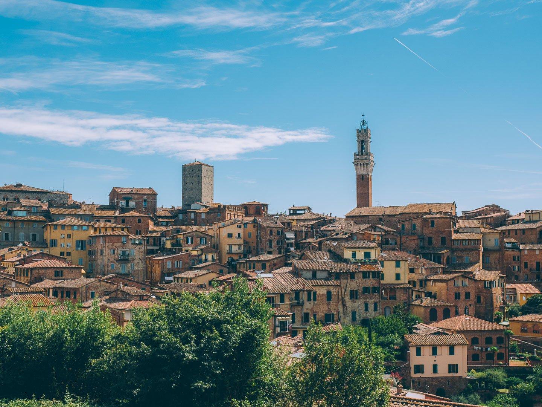 Visiter Sienne en Toscane