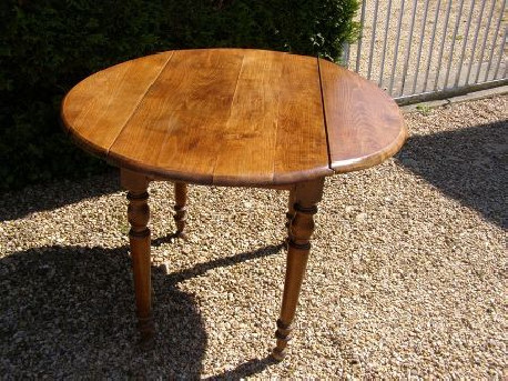 table louis philippe ancienne