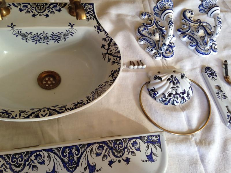 lave main ancien