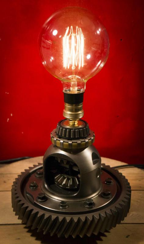 Lampe Design Mcanique Vintage Les Vieilles Choses