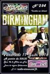 """17 juin 2016 Birmingham à Fleury les Aubrais """"Mavrica"""""""