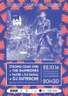 "22 Octobre 2016 Tache, The Rainbones, Strong Come Ons à Orléans ""l'Astrolabe"""