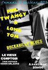 """11 juillet 2015 Phil Twanguy et Long Tom à Orléans """"Vieux Comptoir"""""""