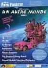 """28 aout 2015 Ki Bongo, Rhum Runners, Royal Ukulele Tourainne Orchestra à Orléans """"Parc Pasteur"""""""