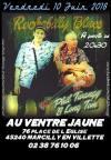 """10 juin 2016 Phil Twangy & Long Tom à Marcilly en Villette """"Le Ventre Jaune"""""""