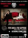 22 mars 2013 Strong Come Ons, Pete ross & the Sapphire à Orléans « Infrared »