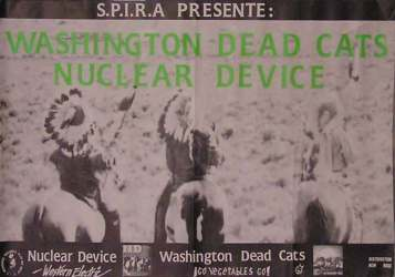 WashingtonDeadCats_Affiche_NuclearDevice
